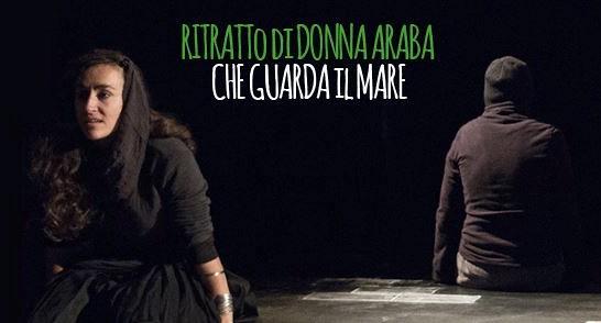 RITRATTO-DI-DONNA-ARABA-CHE-GUARDA-IL-MARE-Davide-Carnevali