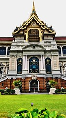 The Throne Hall of the Kingdom of Thailand