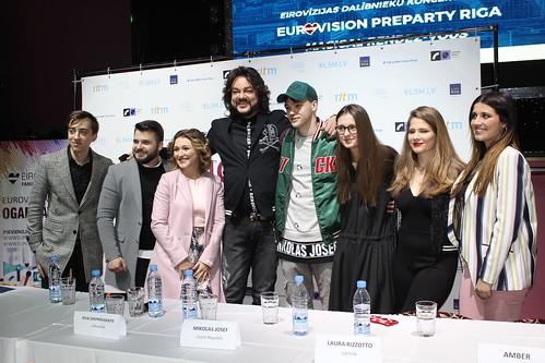 Riga Pre-Party 2018