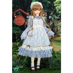 White Rose Dress 3