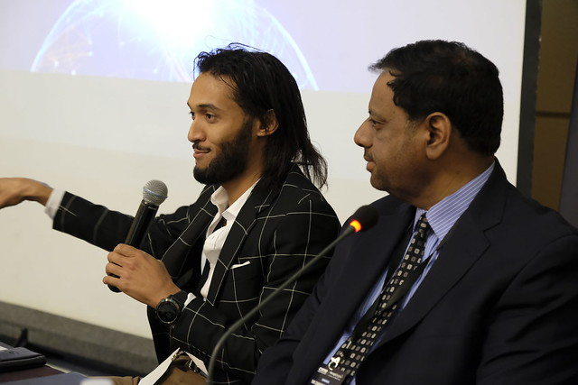 ManageEngine Symposium Saudi, Fujifilm X-H1, XF16-55mmF2.8 R LM WR