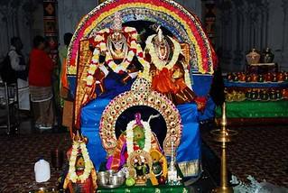 Siva Dwajasthambam Prathistapana