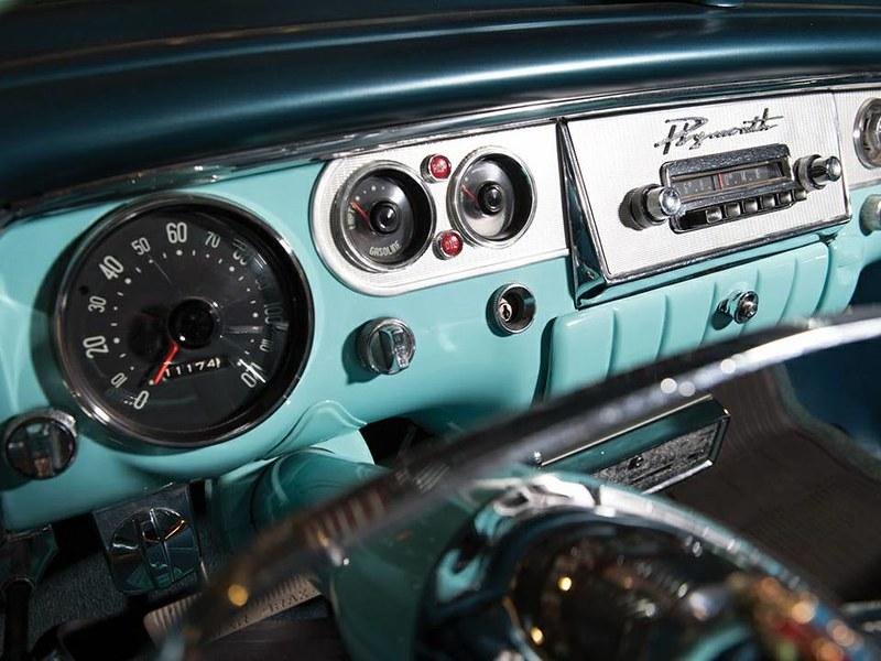 1956 Plymouth Belvedere Convertiblen