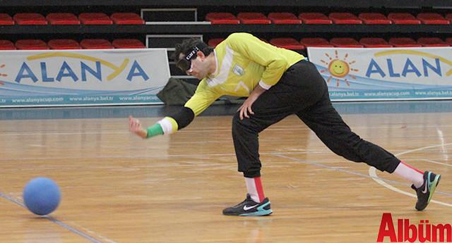 Alanya'da Goalball Şampiyonası başladı -4