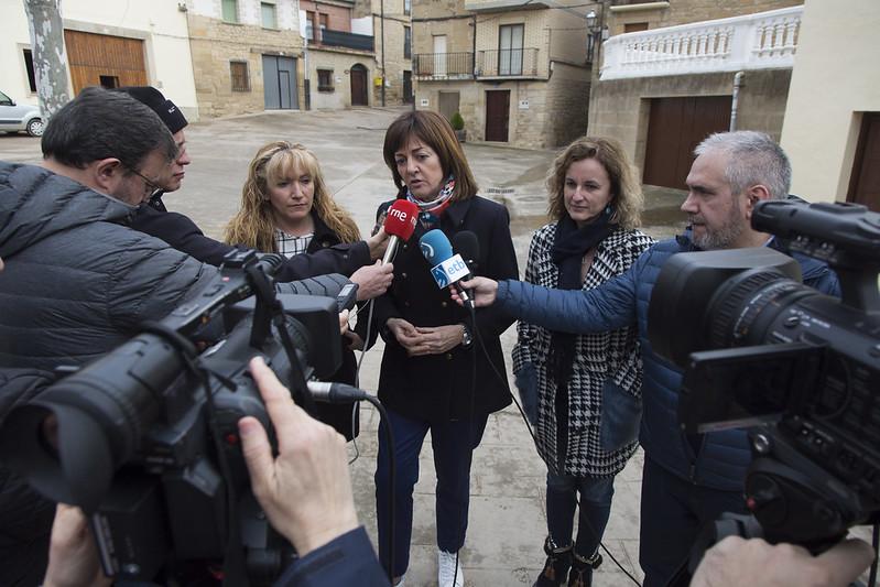 Visita a Baños de Ebro