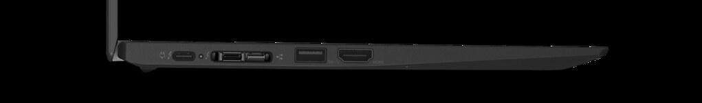 Cổng sạc mới - ThinkPad T Series 2018