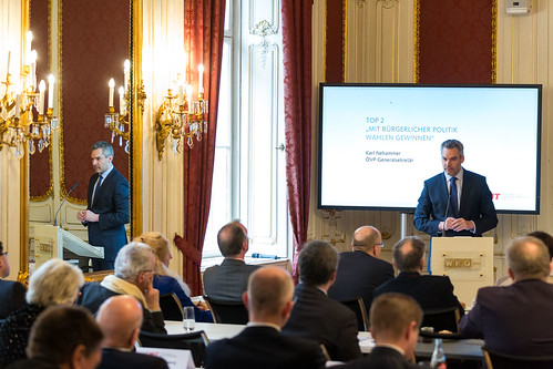 Klausurtagung des Bundesvorstands in Wien