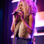 Sat, 17/03/2018 - 12:44am - Mélat Live at SXSW Public Radio Day Stage, 3.16.18 Photographer: Gus Philippas