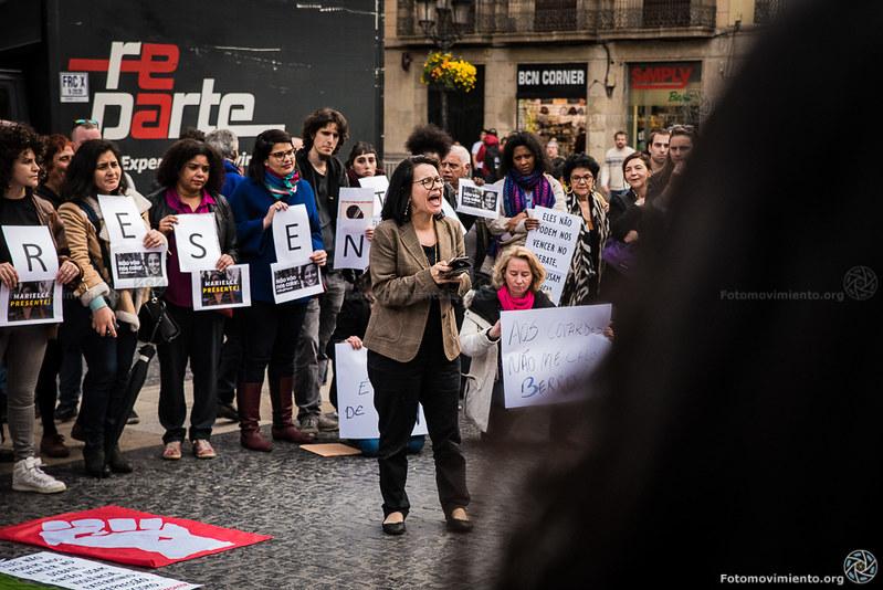 2018_03_16 Contra el asesinato de Marielle Franco_Joanna Chichelnitzky(01)