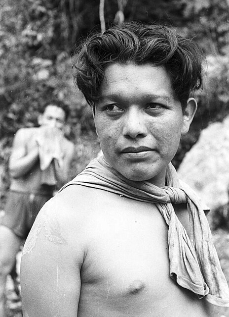 Photo:Bolivia, portrait of gold miner in La Paz 1954 By SSAVE w/ over 9 MILLION views THX