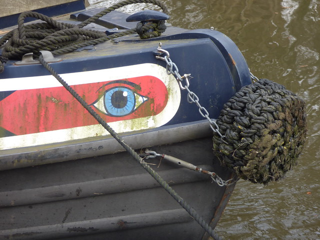 Bournville Moorings - Worcester & Birmingham Canal - Eye on a narrowboat