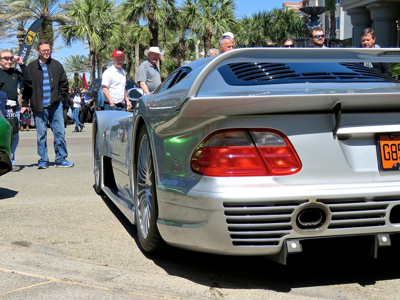 Mercedes CLK GTR Amelia 3