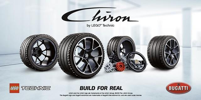 42083 Bugatti Chiron będzie wcześniej