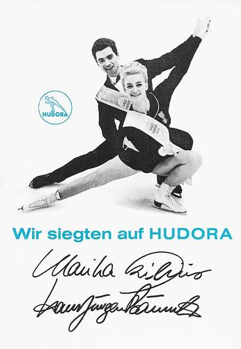 Marika Kilius and Hans Jürgen Bäumler