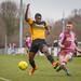 Corinthian-Casuals 0 - 1 Cray Wanderers