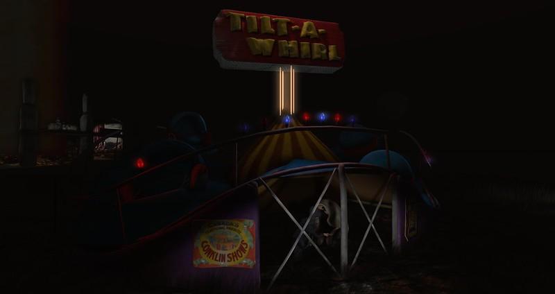 Tilt-A-Whirl, Immersiva