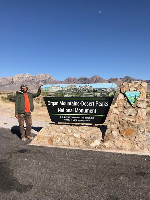 Las Cruces - Organ Mountains -Desert Peak National Monument