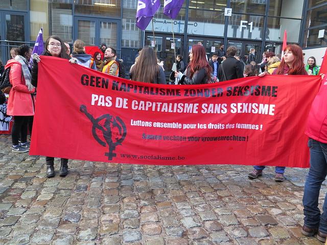 8 mars - Bruxelles // Mario