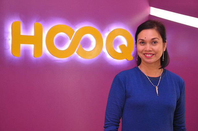 Sheila Paul - Country Head, HOOQ PH