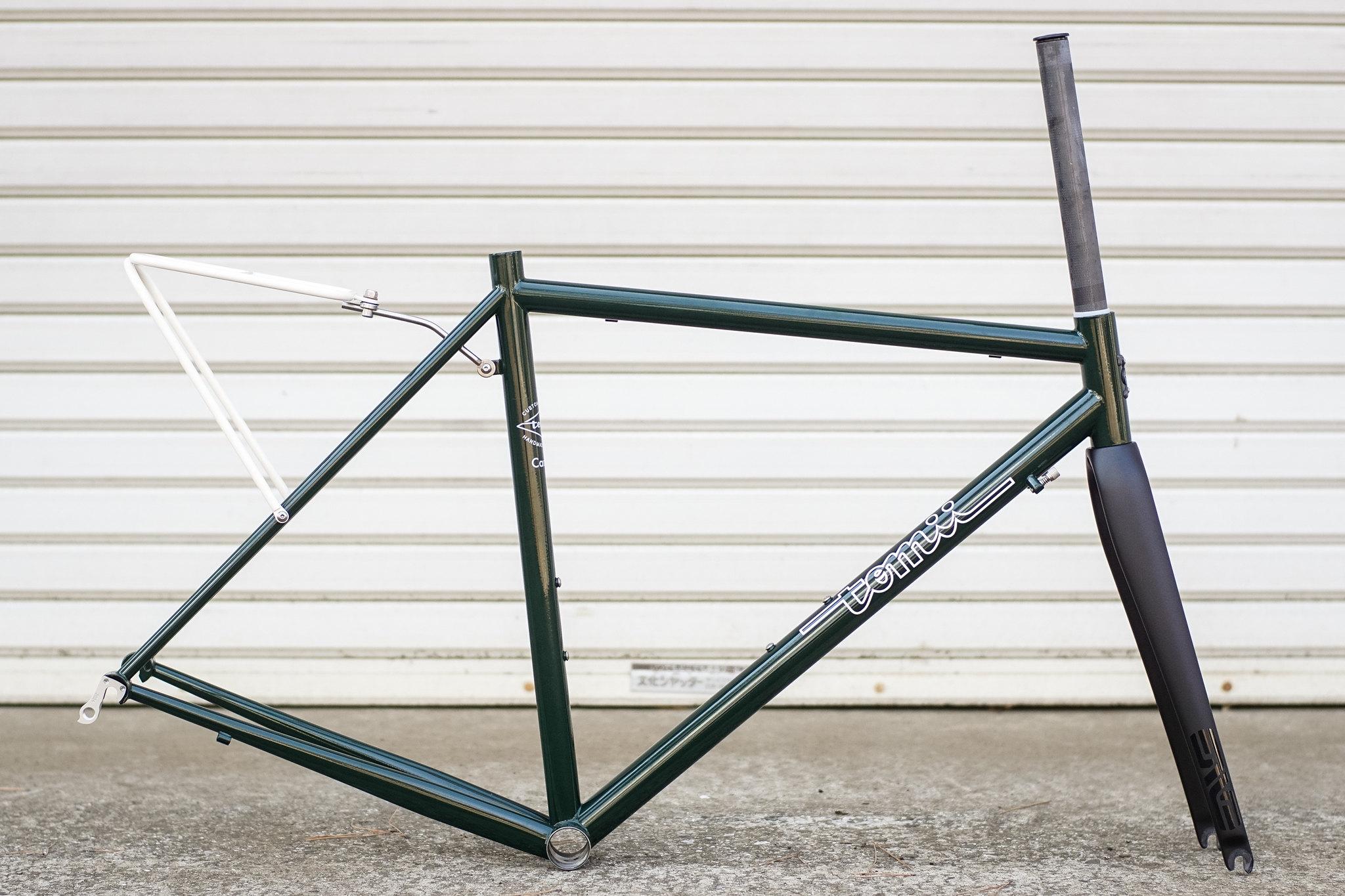 *TOMII CYCLES* canvas frameset
