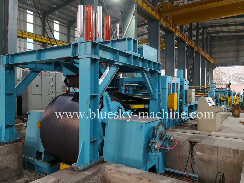 coil slitting machine price