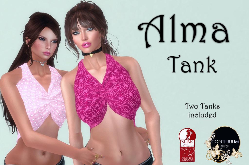 Continuum Alma  GIFT - TeleportHub.com Live!