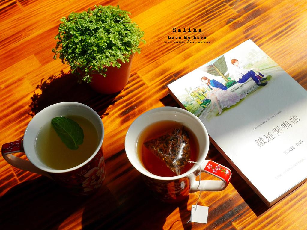 新竹縣不限時咖啡館竹東車站附近一起灶 A SPACE下午茶 (4)