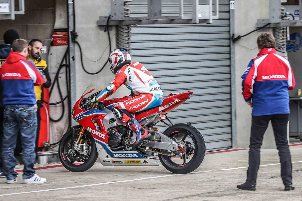 24h,Mans,Moto,2018,Test,Days,Team,Honda,Racing