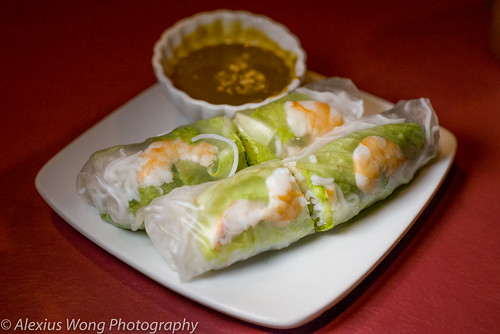Summer Rolls / Goui Coun, Anh Dao, Washington DC