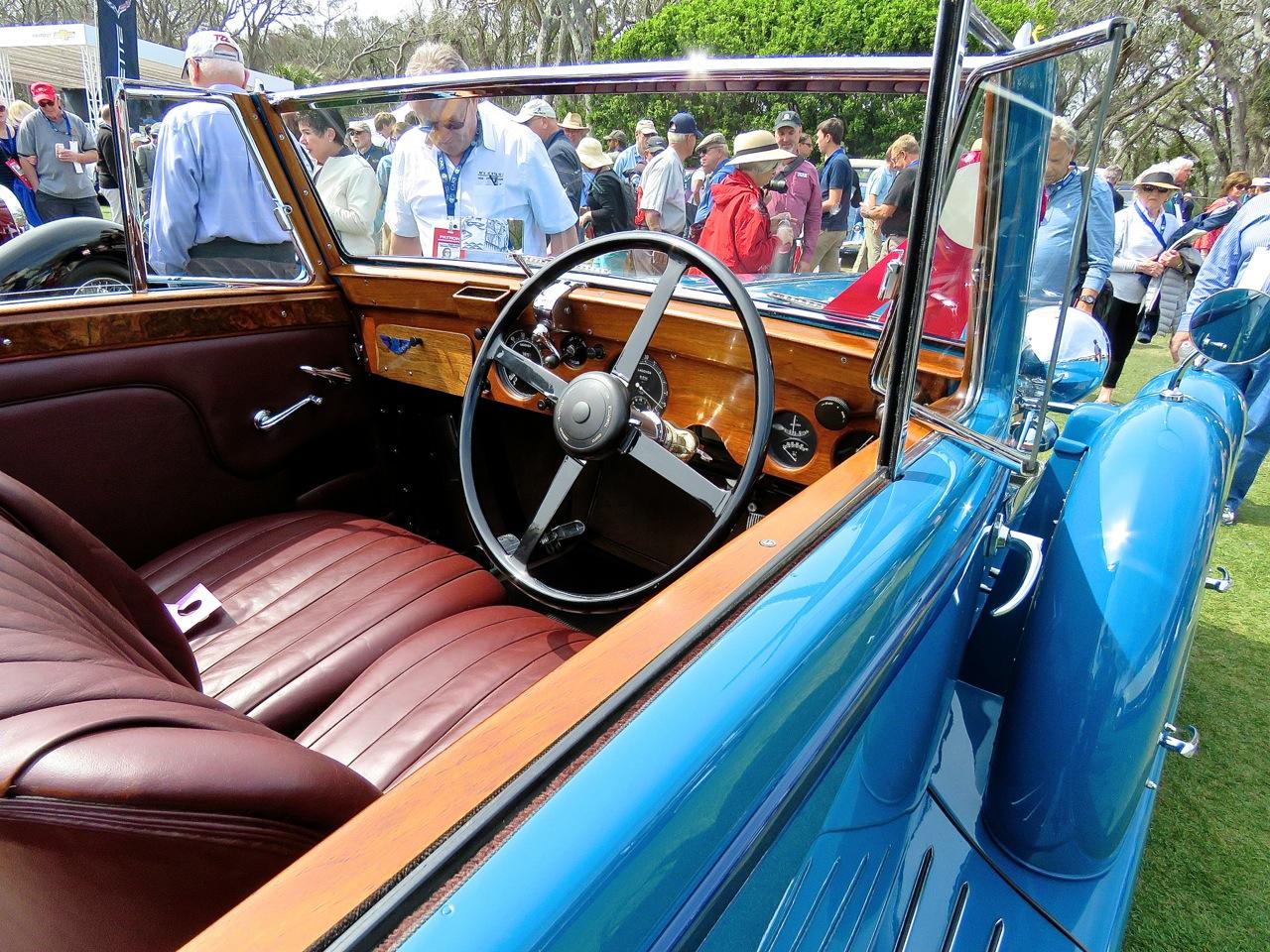 1936 Lagonda LG45 Amelia 3