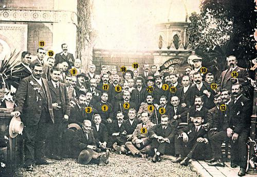 1881. Costumbres perdidas de la Semana Santa nazarena
