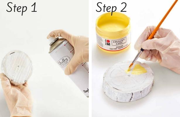 COASTER Step 1 2