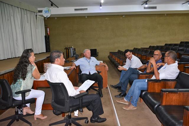 Itapoã (05/03) - Reunião com DER
