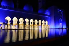 Graet Mosquee, Abu Dhabi, UAE