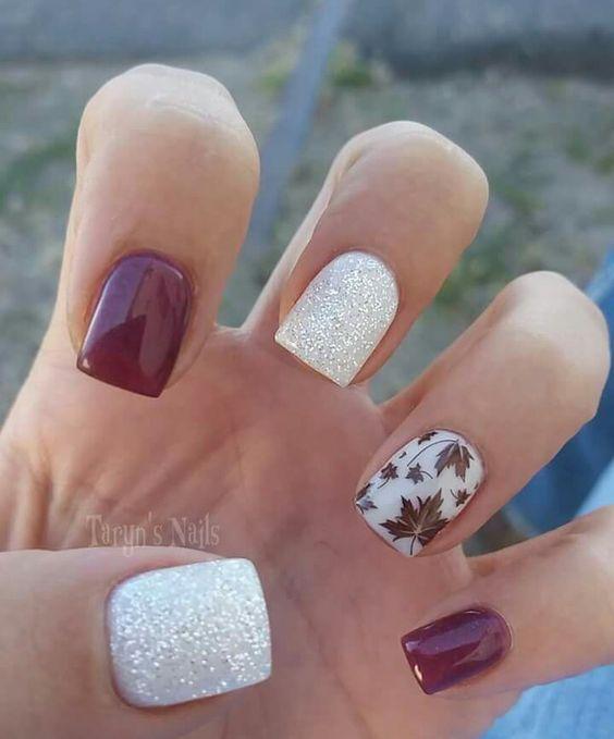 Gel Nail Art Designs Ideas 2018 Best Nails Trends - Gel Nail Art Designs Ideas 2018 Best Nails Trends - Fashion 2D