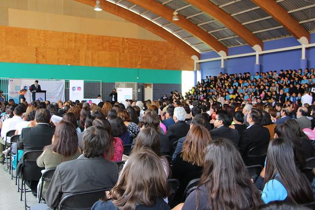 Inauguración Año Escolar 2018 Escuela Estrella de Chile