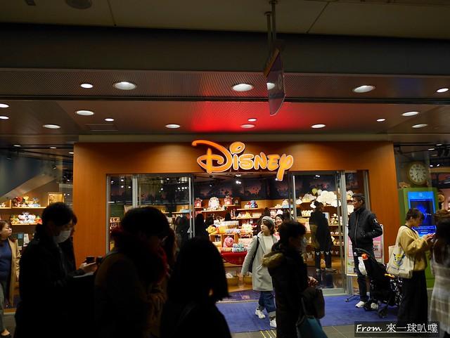 迪士尼免稅店01