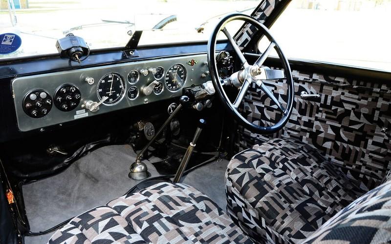 1935 Voisin C25 Cimier Coupe