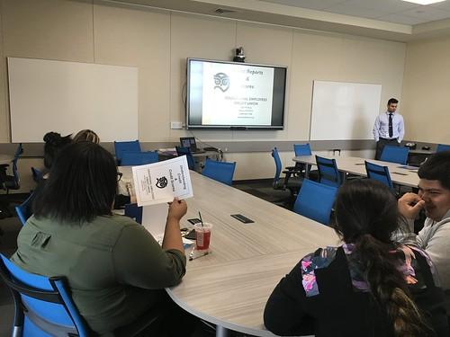EECU Understanding Credit Workshop: Student Perspective