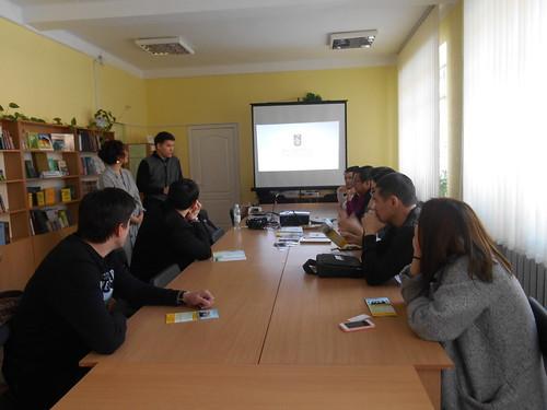 Вивчення казахської  мови 10.03.18 Джамбула