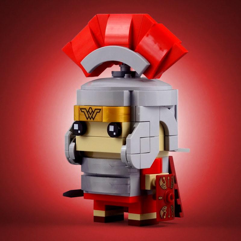 BrickHeadz: Centurion