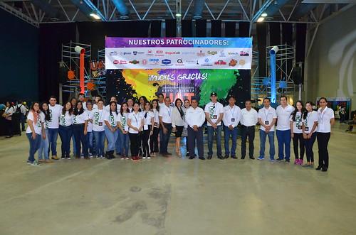 FADU ofrece su oferta educativa en la Expo Orienta UAT-Fest 2018.