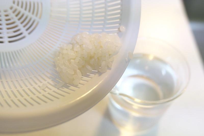 初めての離乳食 10倍がゆを作ろう