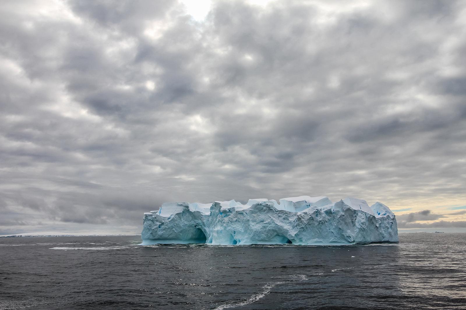 Jäävuori Etelämantere
