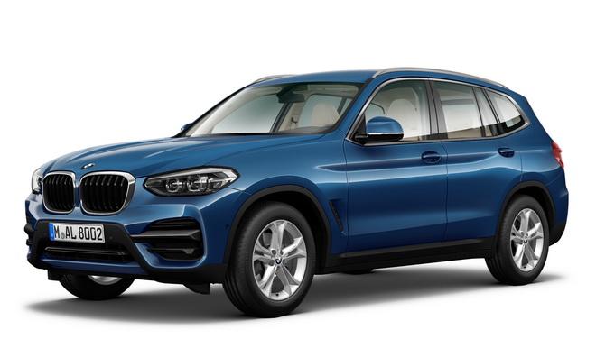 [新聞照片一] 全新BMW X3 xDrive20i閃耀登場。