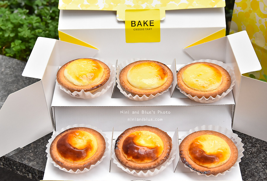 bake cheese tart 起司塔 台中 台北中山06