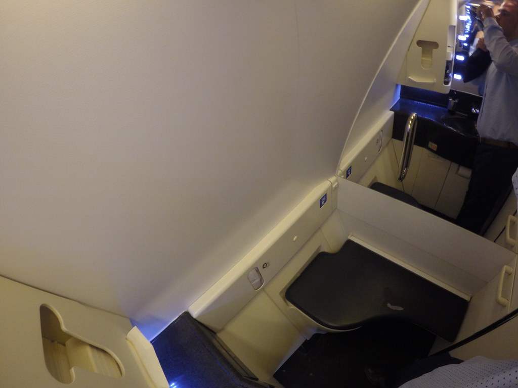 Virgin Australia business class 23