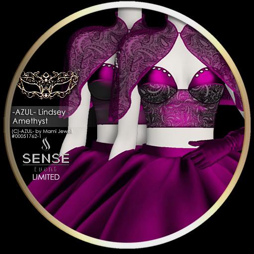 (VENDOR) -AZUL- Lindsey_Amethyst [LTD_Sense]