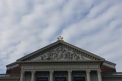 Concertgebouw (Concert Building) detail