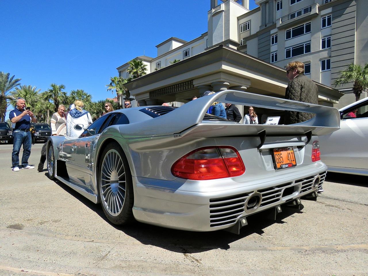 Mercedes CLK GTR Amelia 2